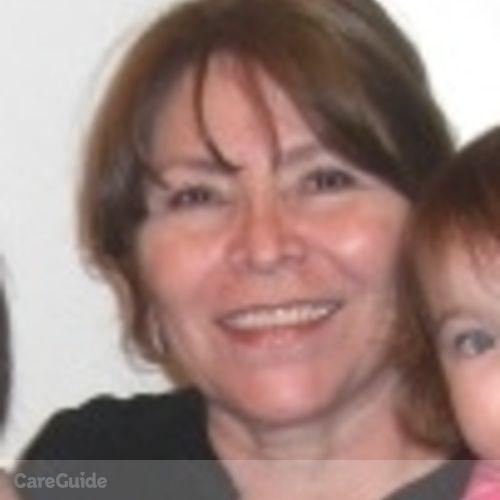Canadian Nanny Provider Rosa Ana Perez's Profile Picture