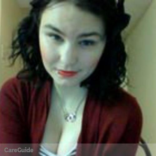 Canadian Nanny Provider Sarah Poppleton's Profile Picture