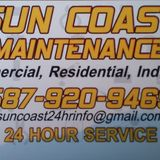 SUNCOAST 24HR NATANAL MAINTENANCE. Holding the up most respect for all are clients / customers