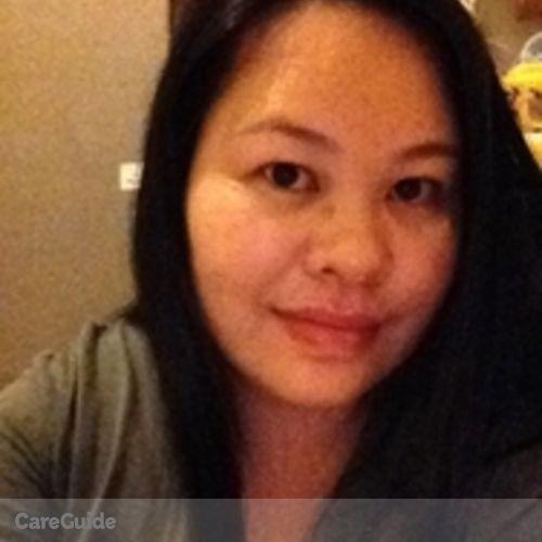Canadian Nanny Provider Christina A's Profile Picture