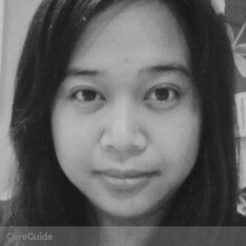 Canadian Nanny Provider Jenifer Jusayan's Profile Picture