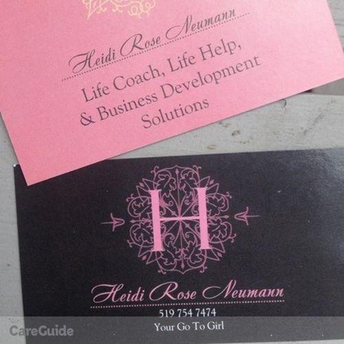 House Sitter Provider Heidi Rose Neumann's Profile Picture
