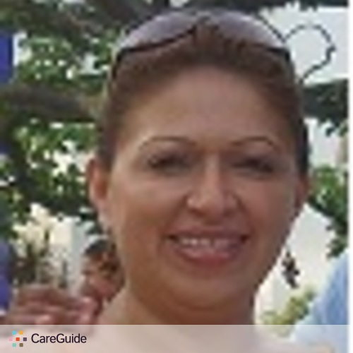 Child Care Provider Rosa Perez's Profile Picture