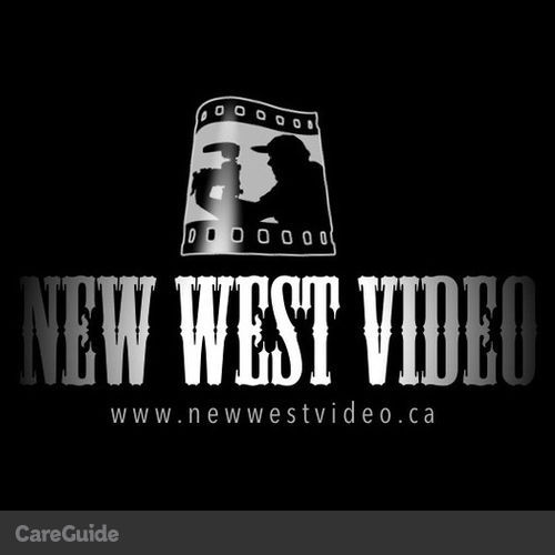 Videographer Provider Sergey Abramov at New West Video's Profile Picture