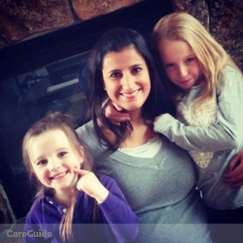 Canadian Nanny Provider Ariane Viana's Profile Picture