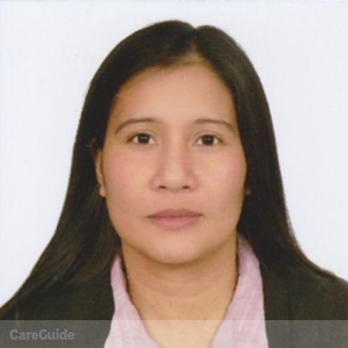 Canadian Nanny Provider Rhea Ramos's Profile Picture