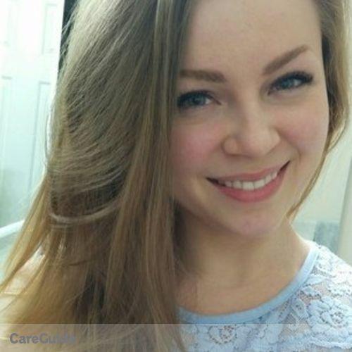Canadian Nanny Provider Emily Bodor's Profile Picture