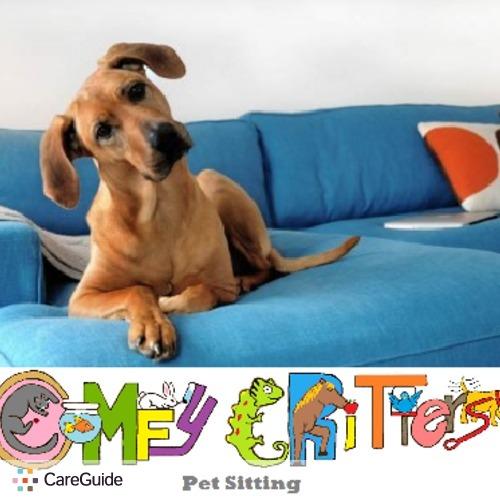 Pet Care Provider Sarah Lima's Profile Picture