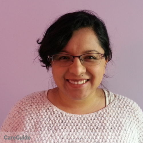 Canadian Nanny Provider Yaxal Arenas's Profile Picture
