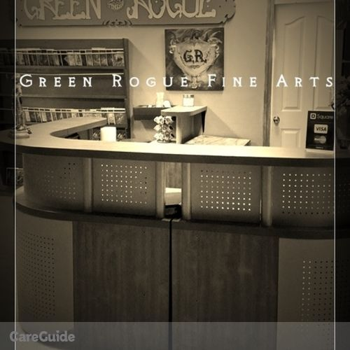 Painter Provider Green Rogue F's Profile Picture