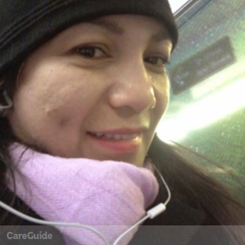Canadian Nanny Provider Maria Leonora Rosales's Profile Picture