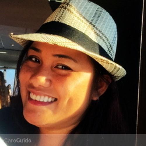 Canadian Nanny Provider Michelle Iglesias's Profile Picture