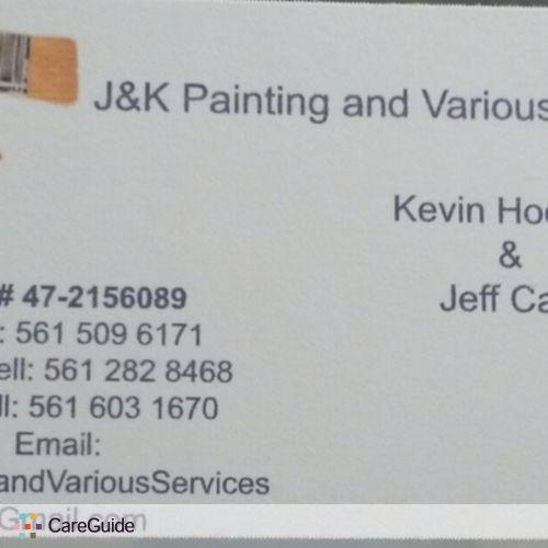 Painter Provider Jeffrey Carr's Profile Picture
