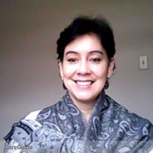 Canadian Nanny Provider Maria Elizabeth R's Profile Picture