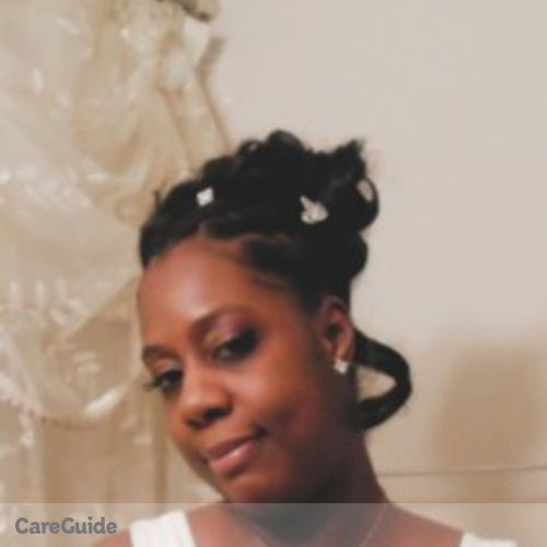 Housekeeper Provider Kiahni W's Profile Picture
