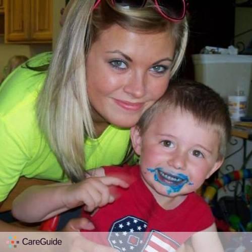 Child Care Provider Cheyenne R's Profile Picture