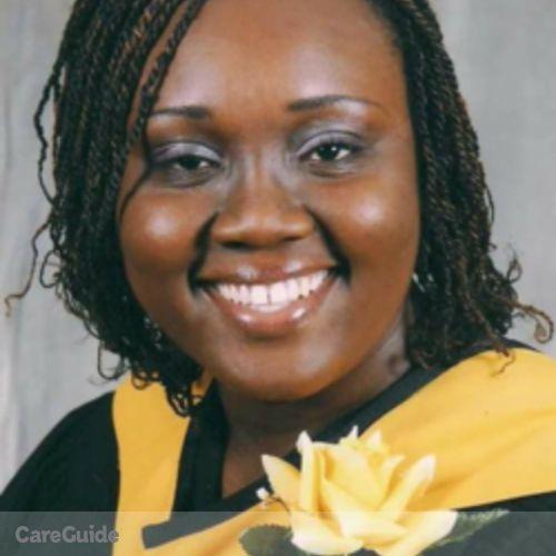 Canadian Nanny Provider Moniefa Duncan's Profile Picture