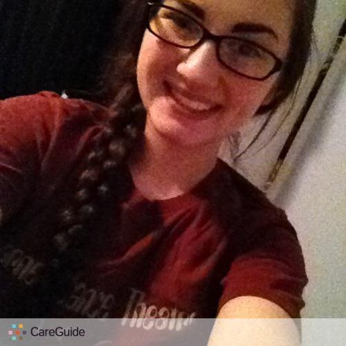 Child Care Provider Jessica Vazquez's Profile Picture
