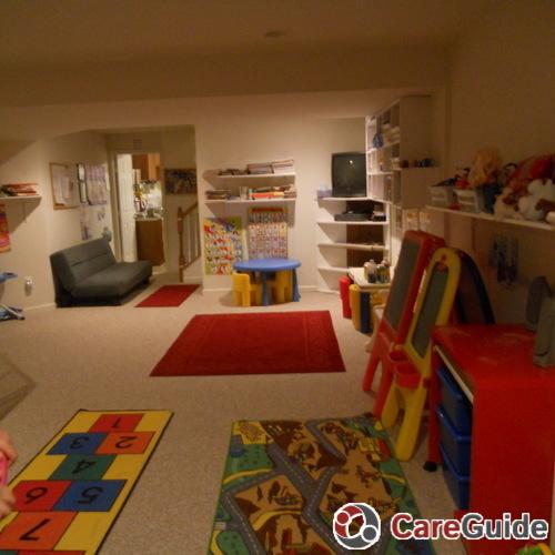 Child Care Provider Uzma B's Profile Picture