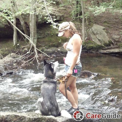 Pet Care Provider Amanda Fredericks's Profile Picture