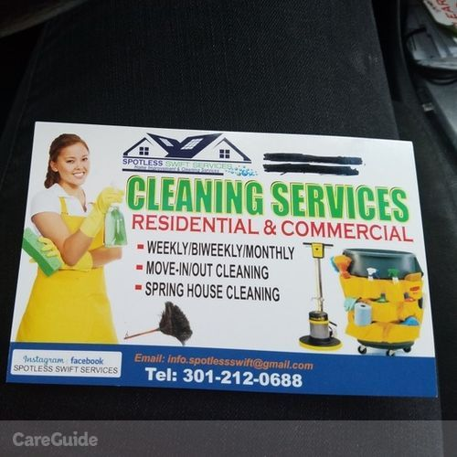 Housekeeper Provider Abisola S's Profile Picture