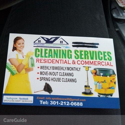 Housekeeper Provider Abisola Shoniregun's Profile Picture
