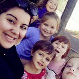 Young, experienced, creative nanny available full time. steal me quick!