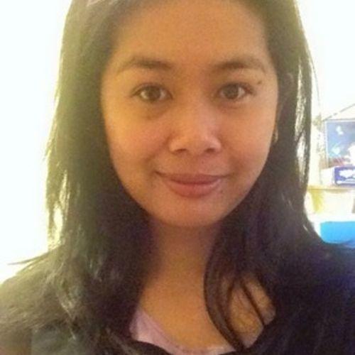 Canadian Nanny Provider Myra T's Profile Picture