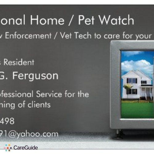 House Sitter Provider Michael F's Profile Picture