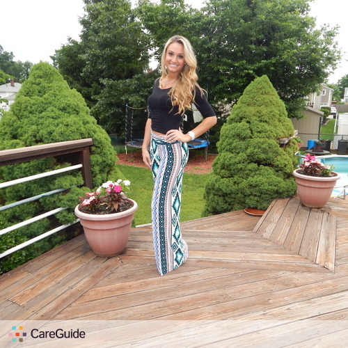 Child Care Provider Alyssa P's Profile Picture