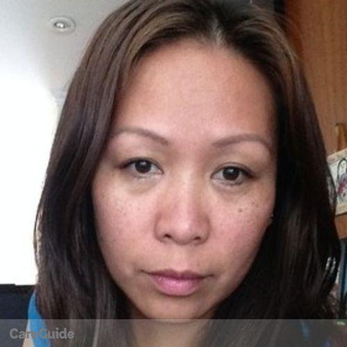 Canadian Nanny Provider Edna Suyat's Profile Picture