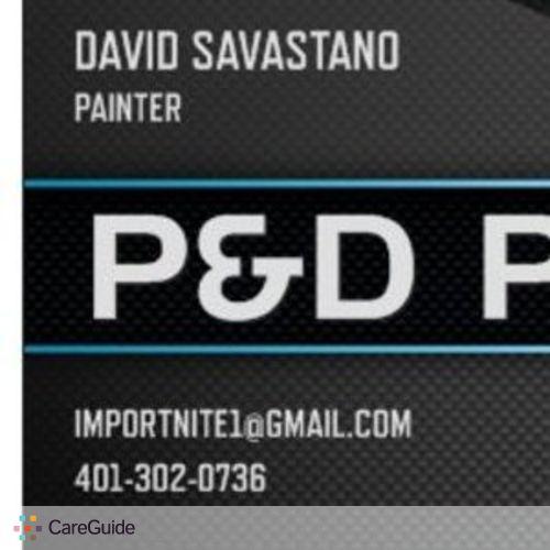 Painter Provider David Savastano's Profile Picture