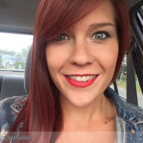 Canadian Nanny Provider Rebecca Ruiter's Profile Picture