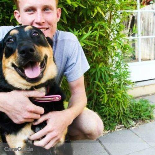 Pet Care Provider Andrew Casazza's Profile Picture