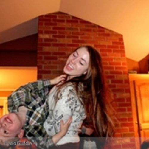 Canadian Nanny Provider Madeline Neumann's Profile Picture