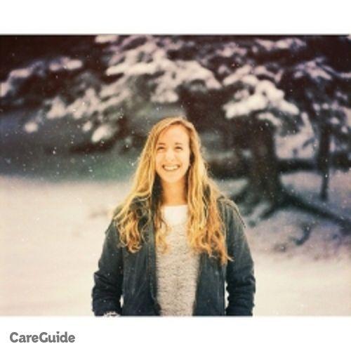 Canadian Nanny Provider Liz Jantzen's Profile Picture