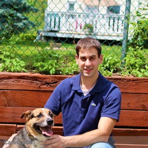 Pet Care Provider Bryan Mathews's Profile Picture