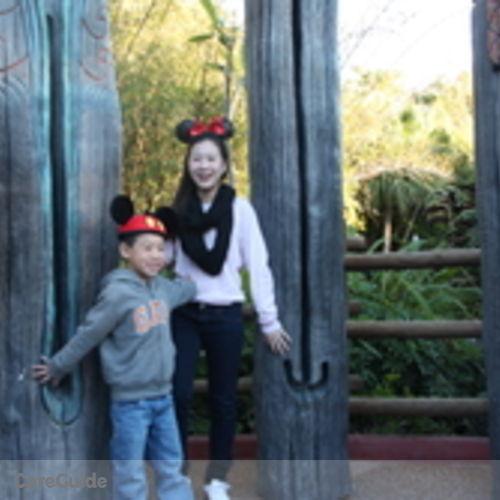 Canadian Nanny Provider Tina Xia's Profile Picture