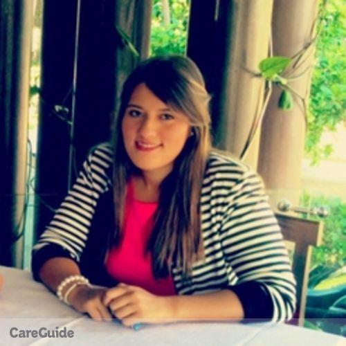 Canadian Nanny Provider Gladys González de Santos's Profile Picture