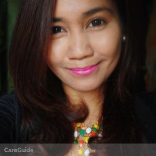 Canadian Nanny Provider Melissa Grace T's Profile Picture