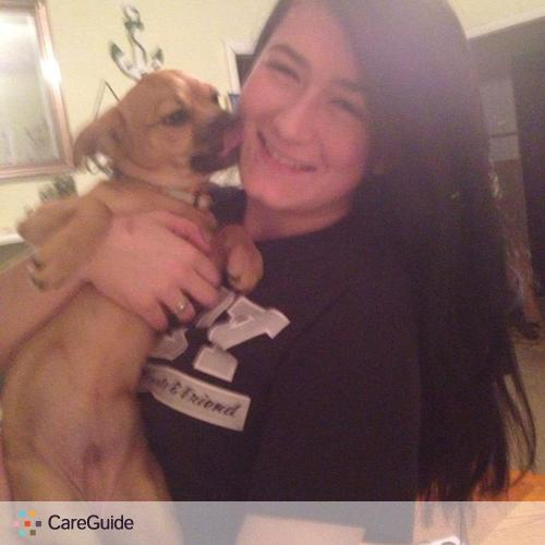 Pet Care Provider Paige Webb's Profile Picture