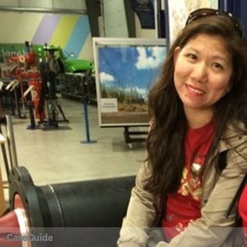 Canadian Nanny Provider Maria Riza April Abad's Profile Picture