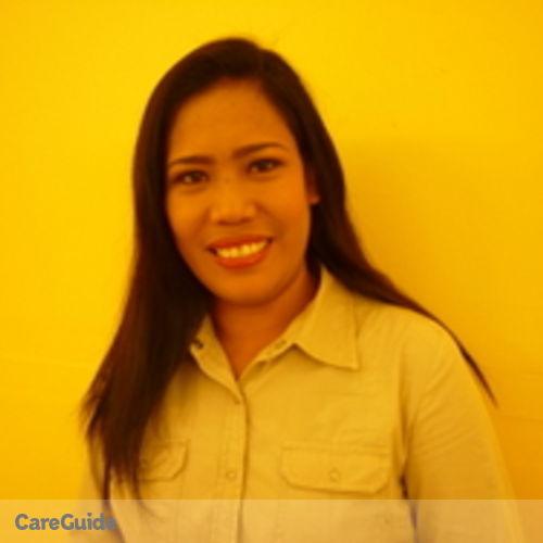 Canadian Nanny Provider Natividad Tarroza's Profile Picture
