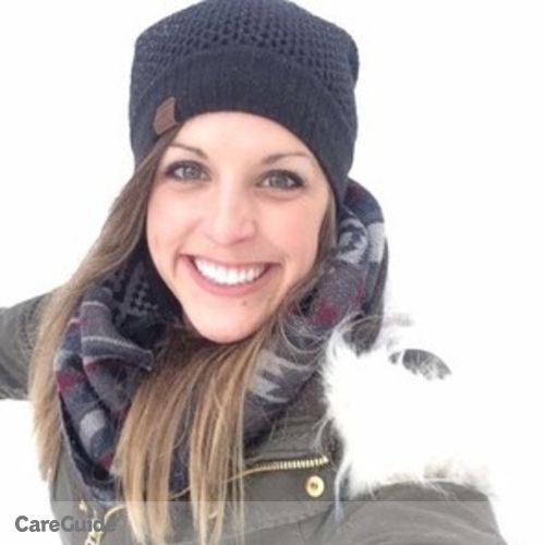Canadian Nanny Provider Erin Knight's Profile Picture