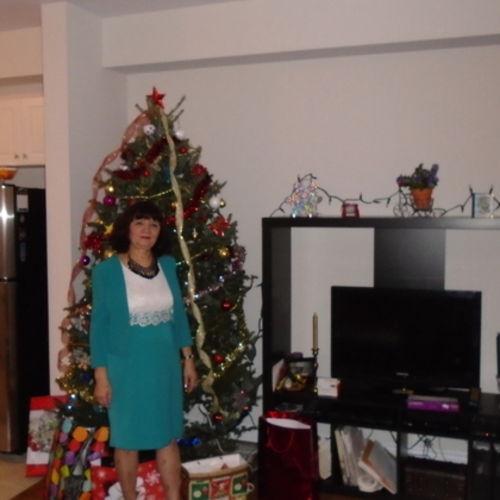 Canadian Nanny Provider Maria R.'s Profile Picture