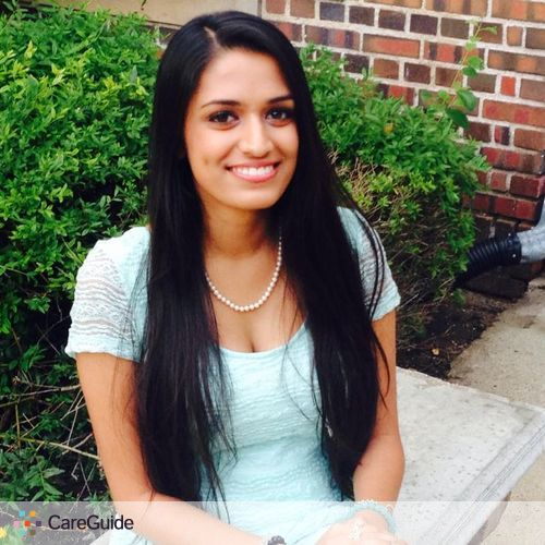 Child Care Provider Priya Agrawal's Profile Picture