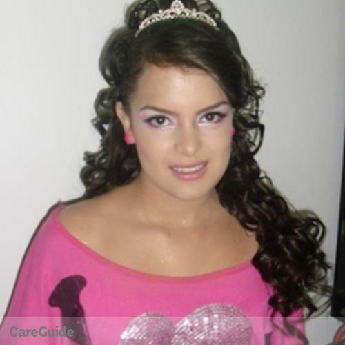Canadian Nanny Provider Cristina M's Profile Picture