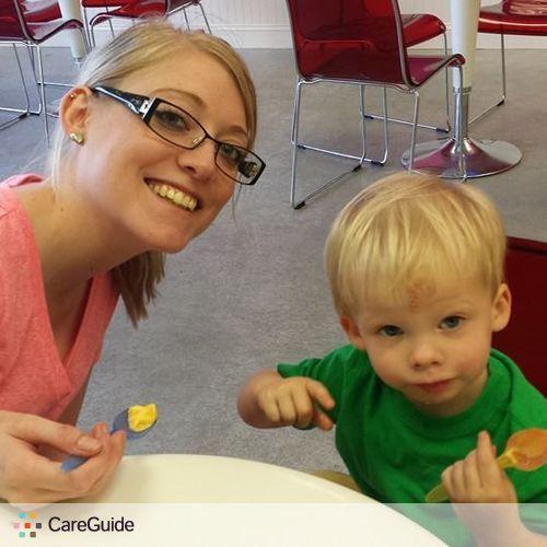 Child Care Provider Ashleigh T's Profile Picture
