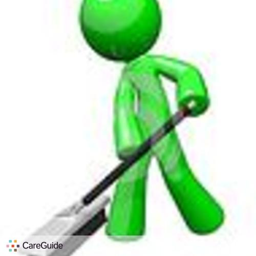 Housekeeper Provider 1HourGreenCleaningService Go Green's Profile Picture