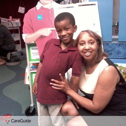 Child Care Provider Janet Robinson's Profile Picture